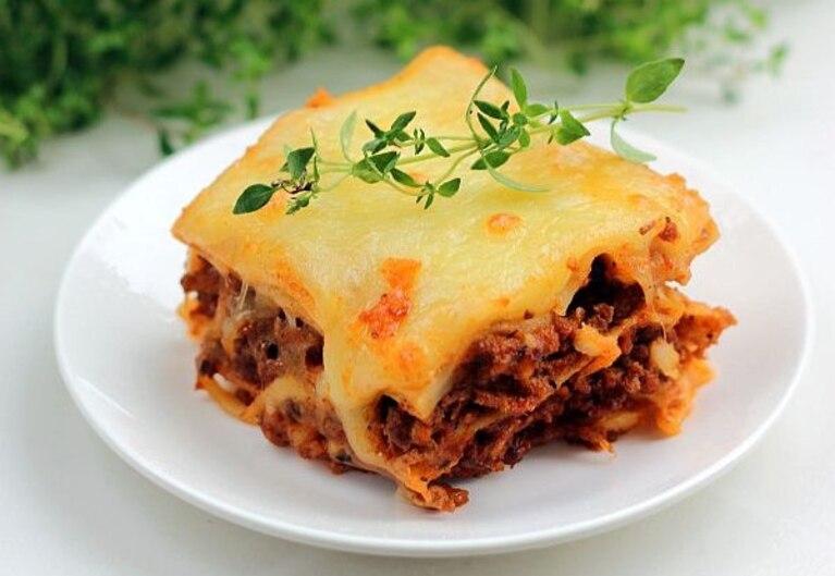 Bolońska lasagne