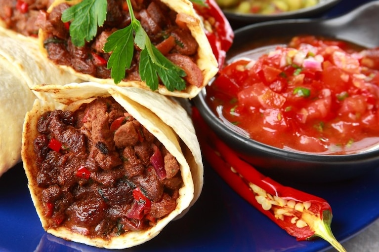 Burritos - VIDEO