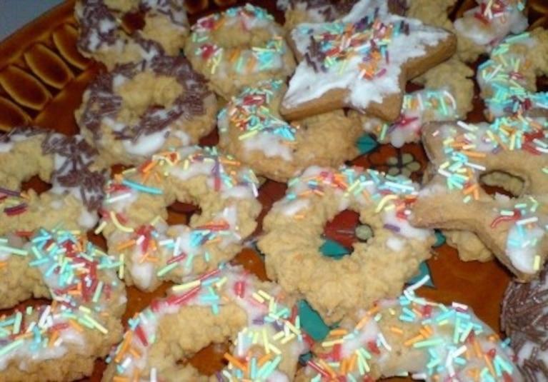 Ciasteczka ze skwarków