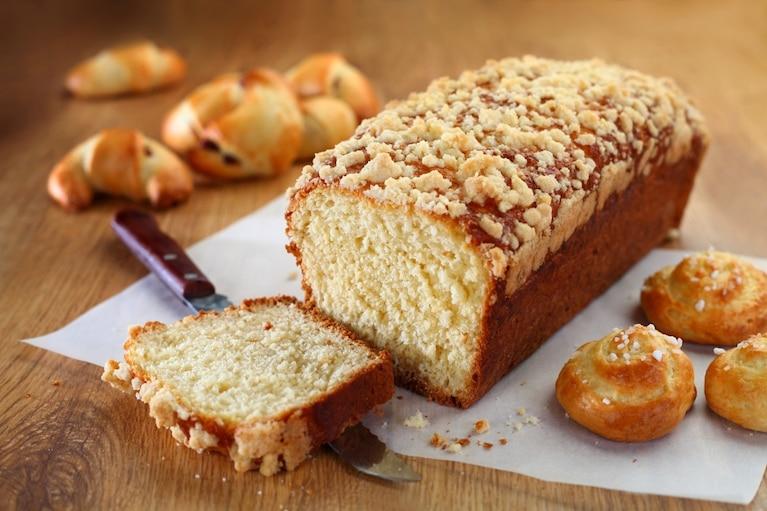 Ciasto drożdżowe podstawowe