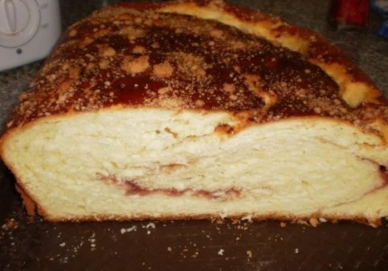 ciasto drożdżowe Paulinki