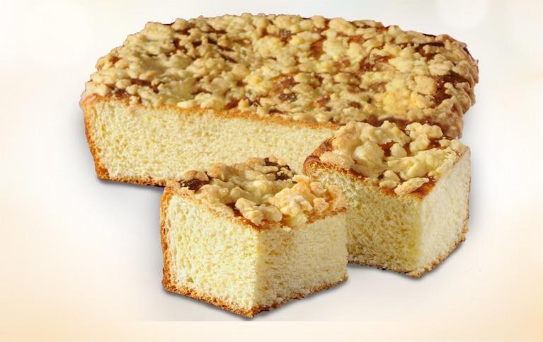 Ciasto drożdżowe z kruszonką - VIDEO