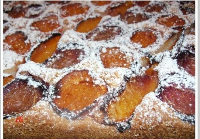 Ciasto Eli z owocami lata