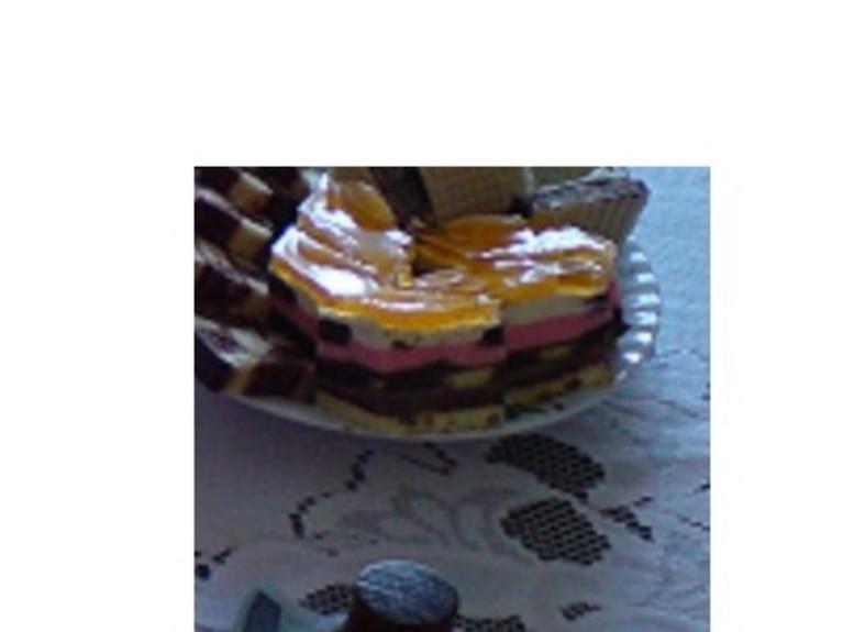 Ciasto galaretkowo-owocowe