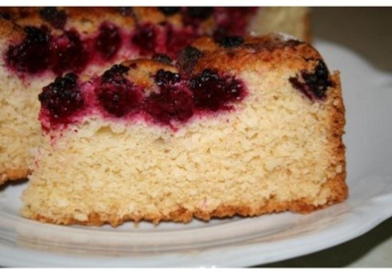Ciasto Kasi z owocami