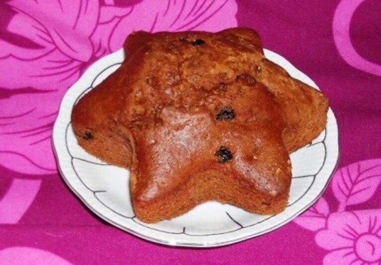 Ciasto murzynkowo - piernikowe