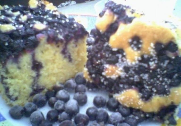 Ciasto pod owoce