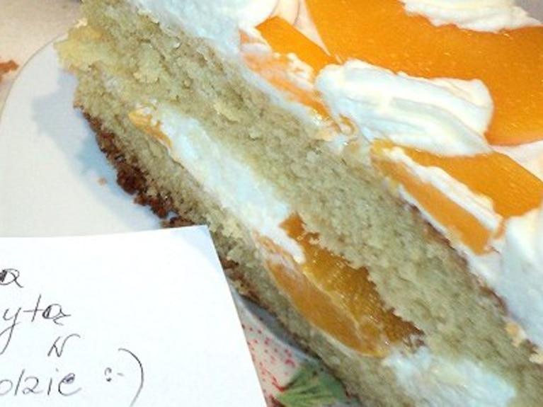 ciasto z fantą
