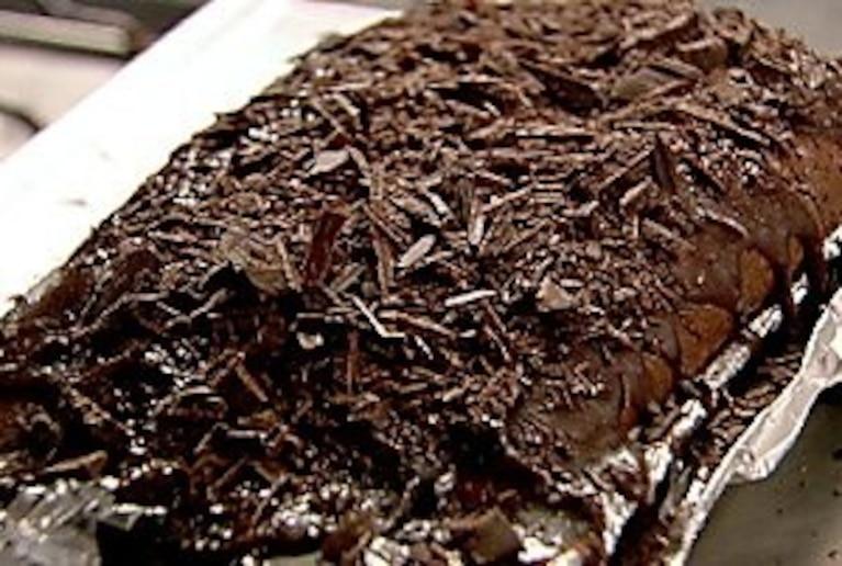 Ciasto z syropem
