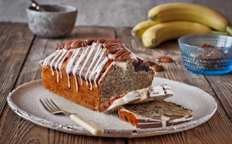 Ciasto bananowe z czekoladą - VIDEO