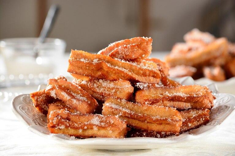 Cynamonowe churros