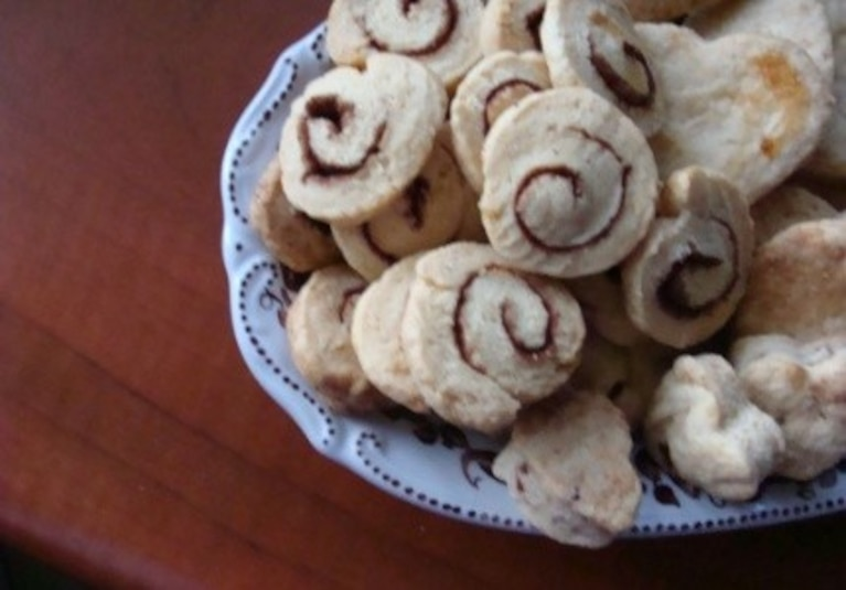 Cynamonowe spiralki