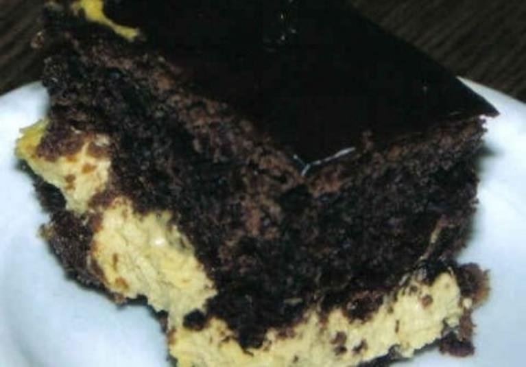 czekoladowa pycha