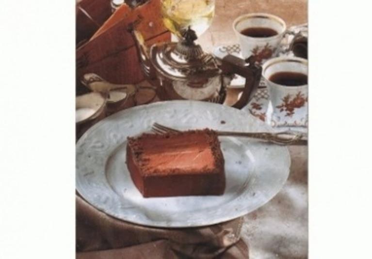 Deser czekoladowy