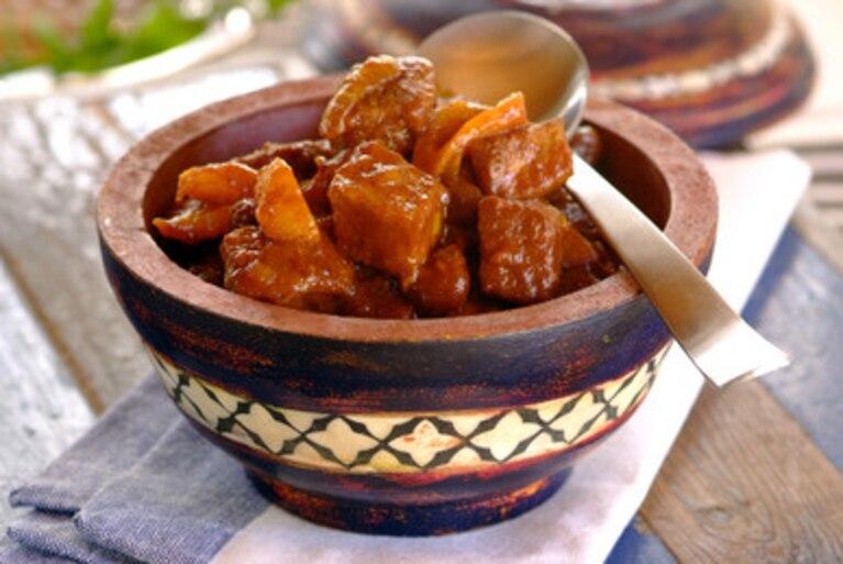 Egzotyczna wołowina z chili