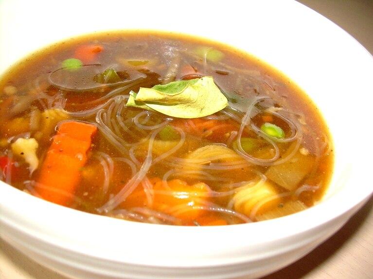 Ekspresowa zupa orientalna