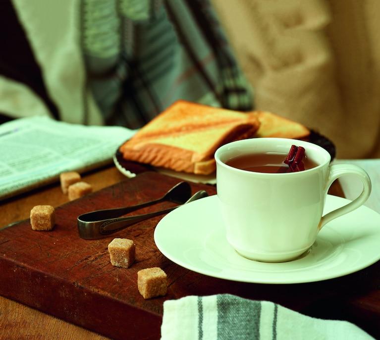 Herbata pachnąca szarlotką