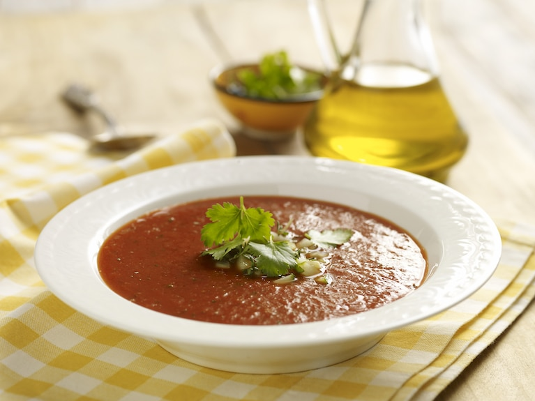 Indyjskie Gazpacho