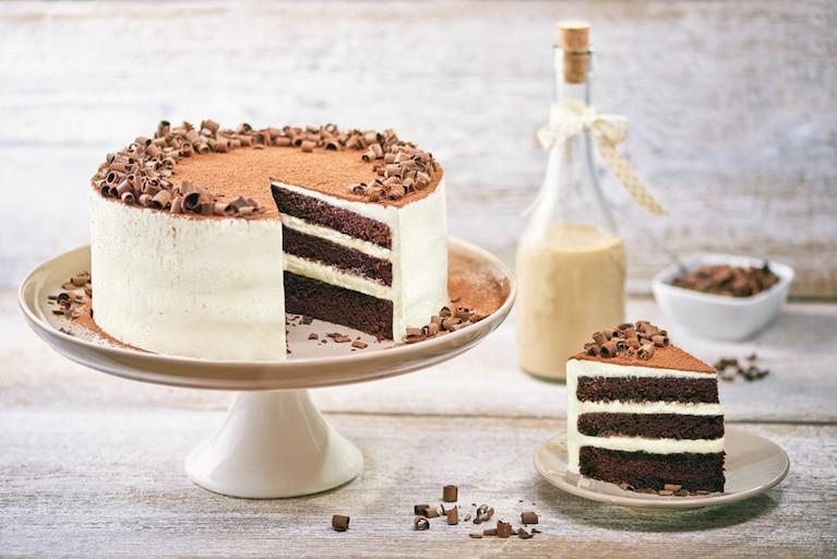 Ciasto czekoladowe z likierem Baileys