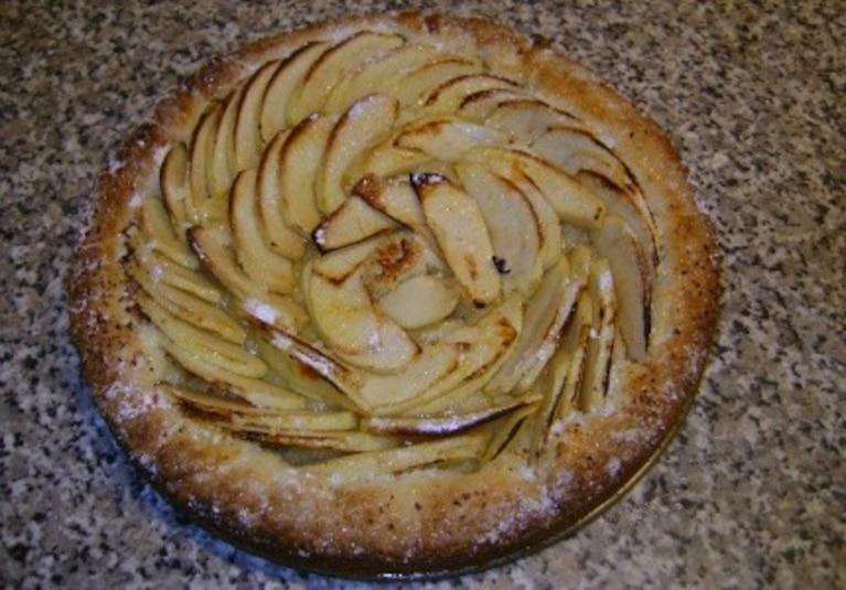 Jabłecznik - Tarta jabłkowa