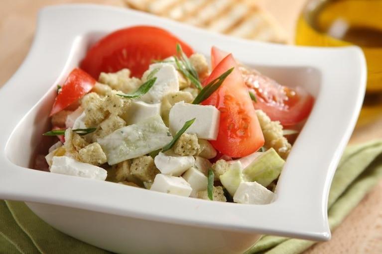 Łatwa sałatka grecka