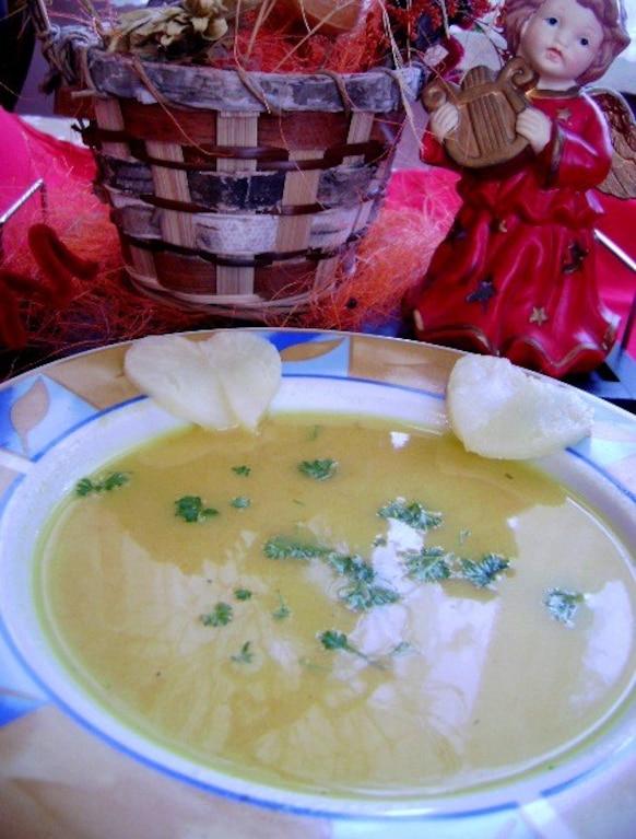 Miłosna zupa selerowa
