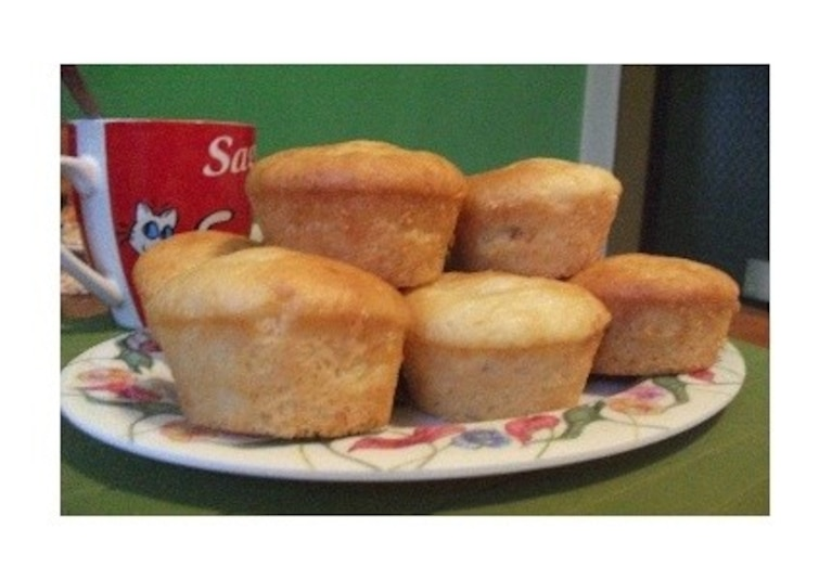 Muffinki budyniowo-czekoladowe