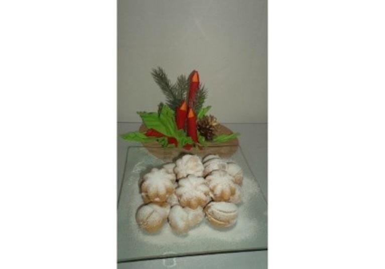 Orzeszki kawowo-orzechowe