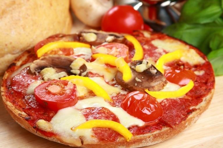 Pizza dla prawdziwych leniuchów