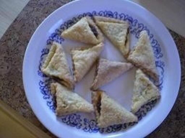 Rożki z sera