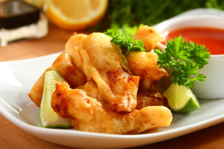Ryba słodko-kwaśna