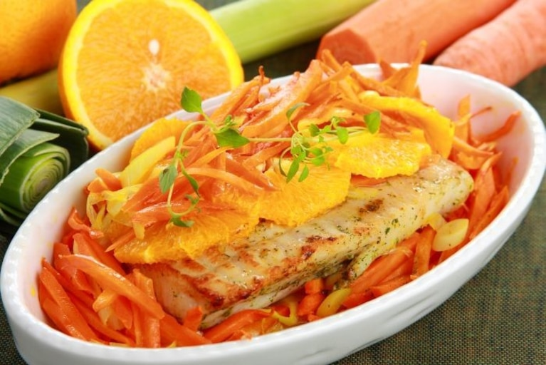 Sola w pomarańczach