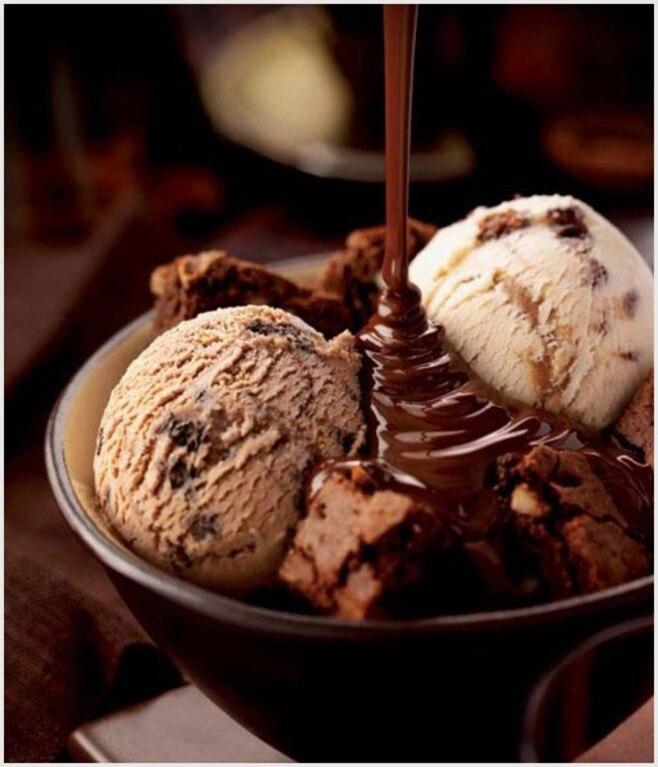 Sos czekoladowy