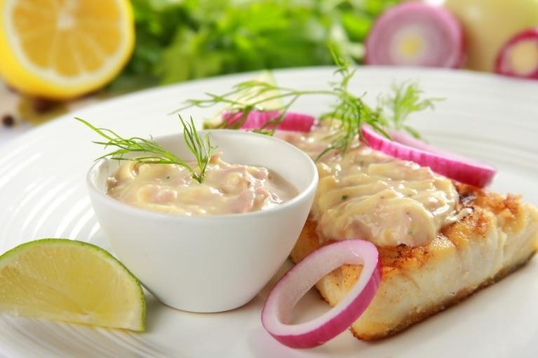 Sos do tuńczyka a la tonato