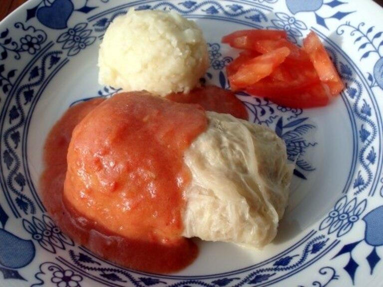 Sos pomidorowy, nie tylko do gołąbków