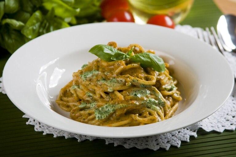 Spaghetti po florencku