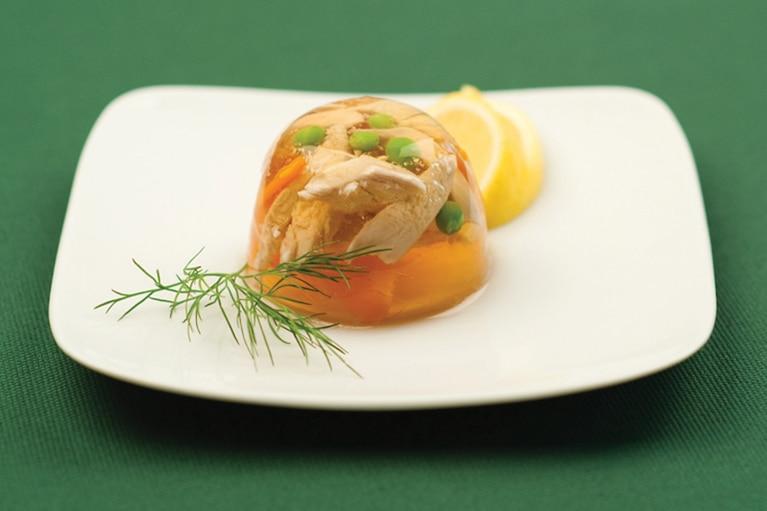 Galaretka z kurczaka (tymbaliki)