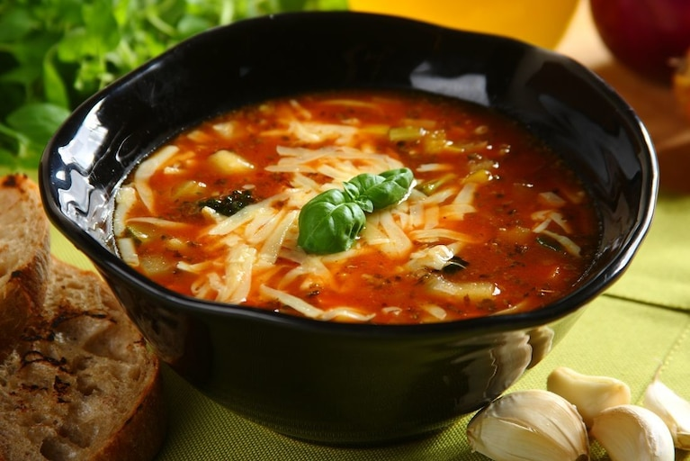 Wloska Zupa Minestrone