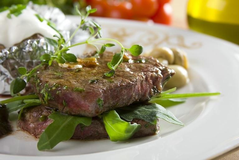Wołowina z trawą cytrynową