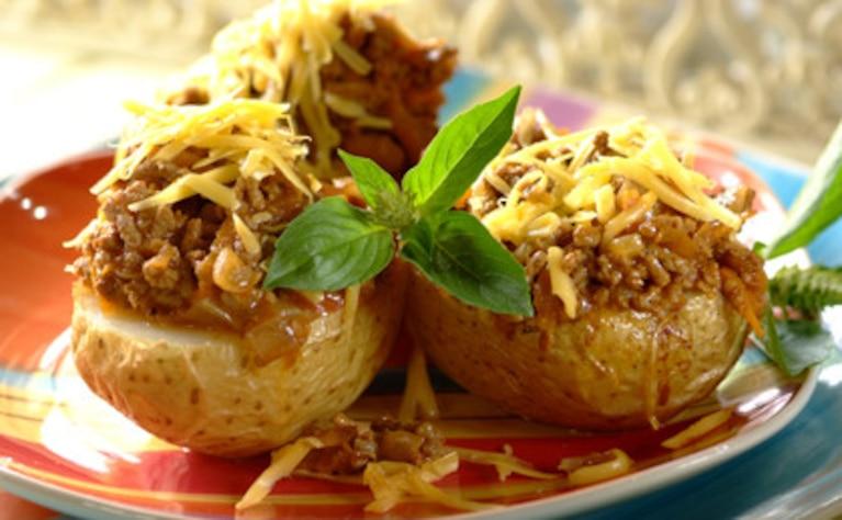 Ziemniaki Bolognese