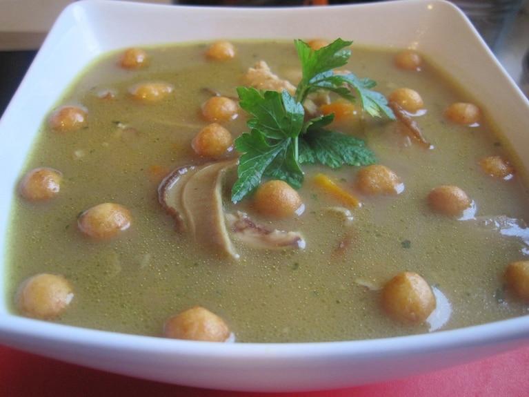 Zupa borowikowa Knorr z suszonymi borowikami
