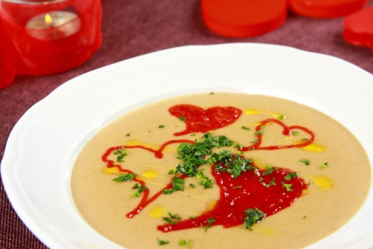 Zupa Casanovy, czyli borowikowa z nutą trufli