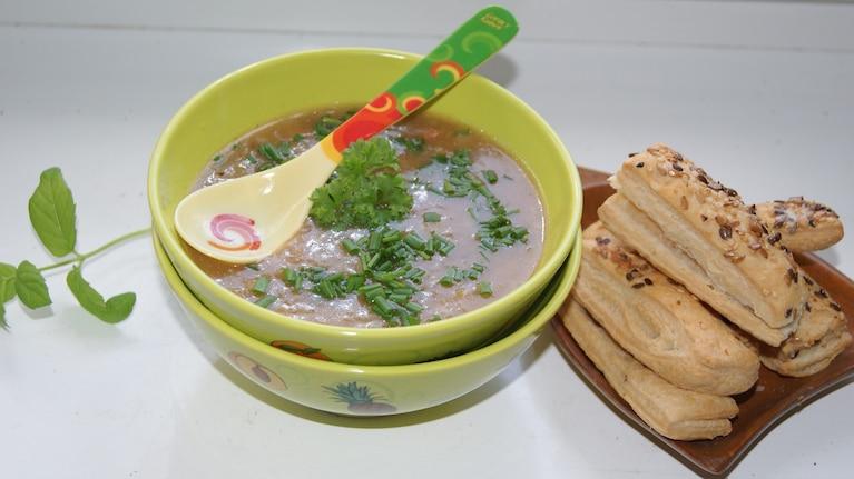 Zupa cebulowa Buni