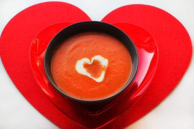 Zupa krem fasolowy