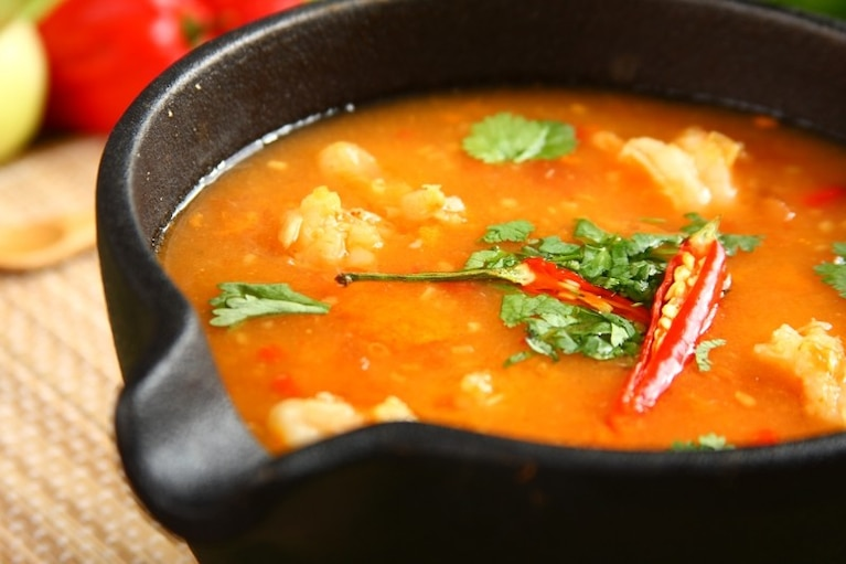Zupa Tom Yam Gong