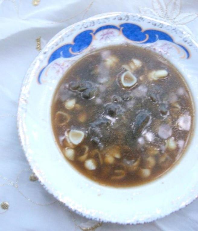 Zupa wigilijna grzybowa