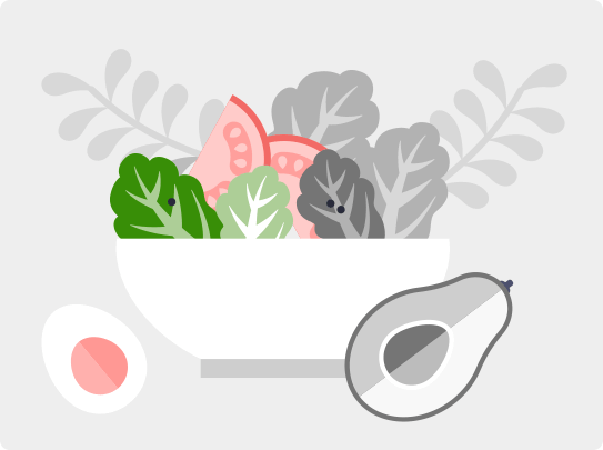 Sałatka z makaronem ryżowym i brokułami - zdjęcie użytkownika - zdjęcie numer 2
