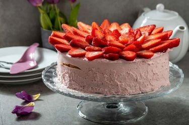 Truskawka - królowa ciast i owoców