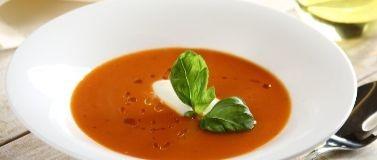 zupy pomidorowe